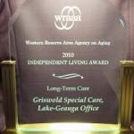 WRAAA Award