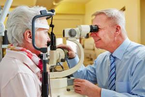 Ophthalmologist Exam